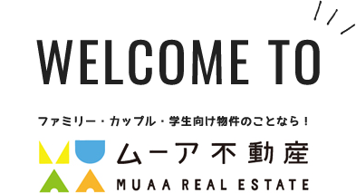 WELCOME TO ムーア不動産